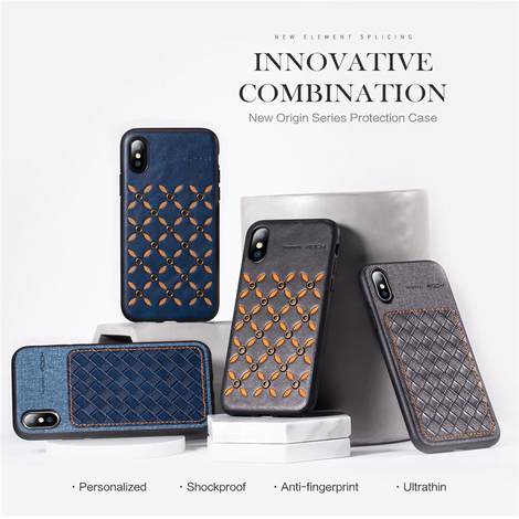 Capa Rock ORIGIN Series iPhone XR 6.1""